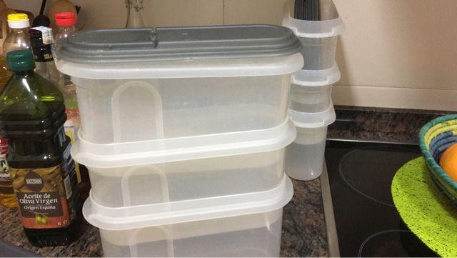 Botes de almacenaje cocina