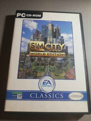 Simcity 3000 World Edition Pc