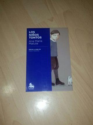 """Libro """"Los Niños Tontos"""""""