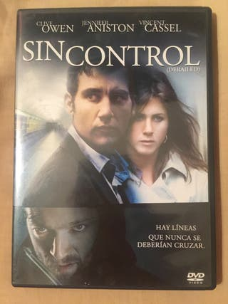 Película en dvd sin control