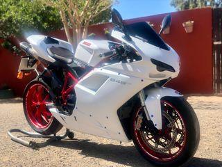 Ducati 848 evo corse
