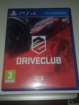 juego ps4 drive