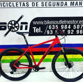 Bicicleta Massi fura modelo replica eagle 50km