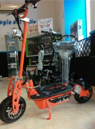 patinete eléctrico motard raycool de 1800w
