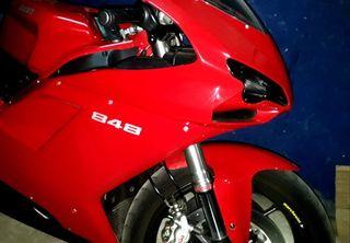 Ducati 848 superbike 2009