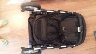 Cuco portabebe + silleta/carro para niño