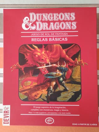 Dungeons caja roja 2010 4 ed