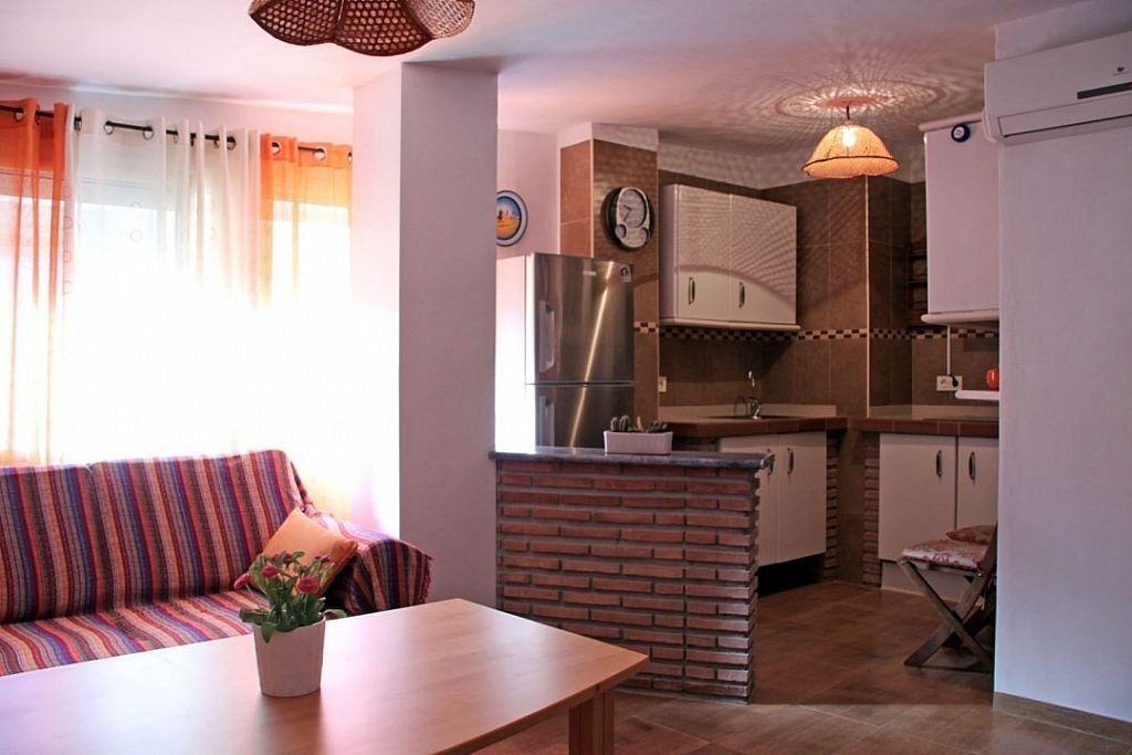 Apartamento en alquiler en Arenas (Arenas, Málaga)