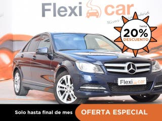 Mercedes Clase C C 250 CDI Blue Efficiency Elegance