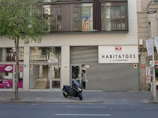 Parking en alquiler en La Sagrada Família en Barcelona
