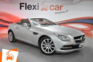 Mercedes Clase SLK SLK 200 BlueEfficiency