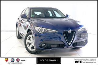 Alfa Romeo Stelvio 2.2 Diésel 132kW (180CV) Super RWD