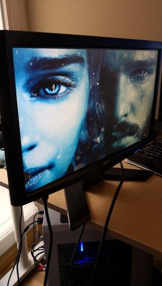 Pantalla ordenador LCD 18.5''