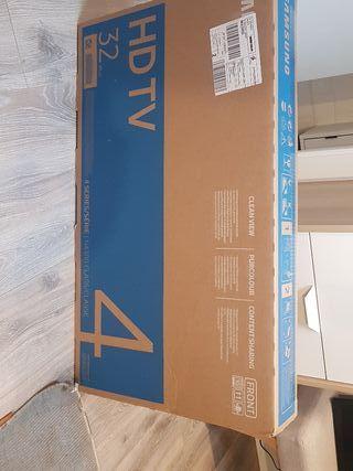 Television 32' Samsung nueva de trinca