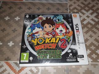 Yo-kai watch 2 Nintendo 3DS