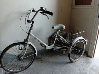 Bici triciclo