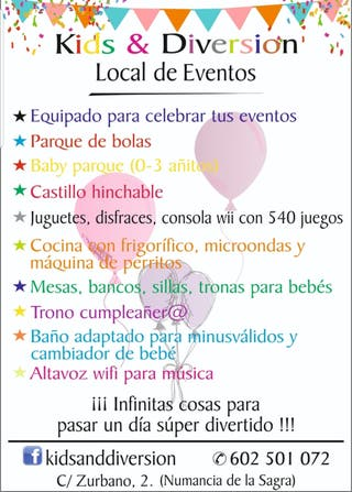 alquiler local de eventos