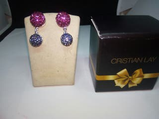 pendientes femme by cristian lay