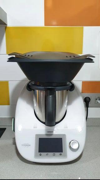 Thermomix Tm5 con cook-key y 2° vaso