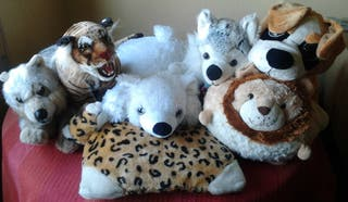 animales peluches grandes