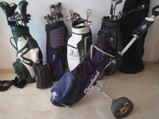 equipo golf