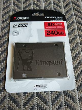 SSD Kingston 240gb A400