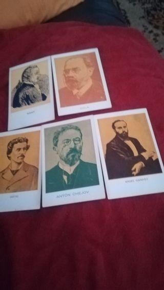 5 postales, Colección Generación Consciente