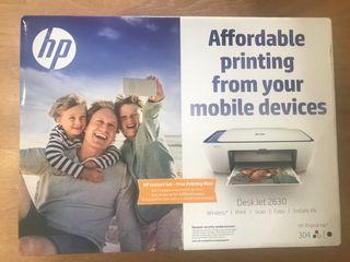 Impresora HP deskjet2630