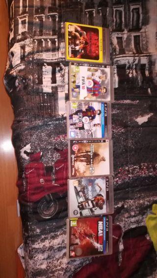 juegos de la PS3