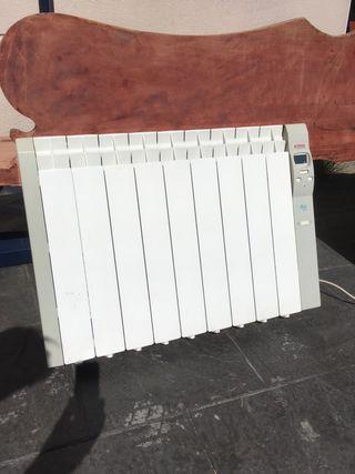 Radiador acesol calor azul