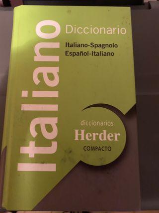 Diccionario Italiano