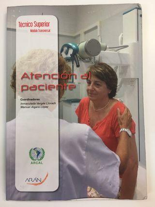 Atención al paciente Arán Libro Radioterapia
