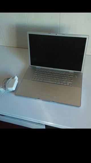 """MacBook Pro 17"""" 2008"""