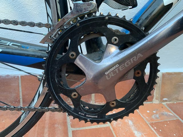 Specialized S-Works carbono