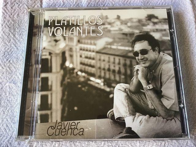JAVIER CUENCA CD PLATILLOS VOLANTES