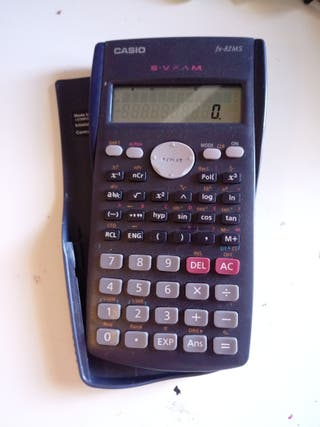 CASIO fx-82MS Calculadora científica