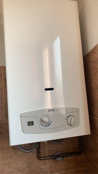 Calentador Gas Natural Baxi