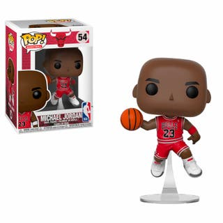 Michael Jordan - Funko POP - NBA Bulls