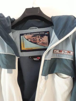 chaqueta deportiva