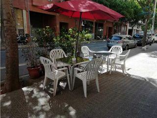 Traspaso Restaurante C3 y terraza Sagrada Familia