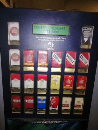 máquina de tabaco nueva