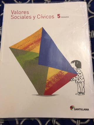 Valores Sociales y Cívicos 5 Primaria