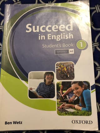 Succeed in English 1 ESO