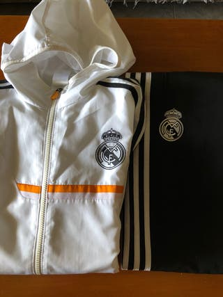 d0cf11e4e Chandal Adidas Real Madrid de segunda mano en Madrid en WALLAPOP