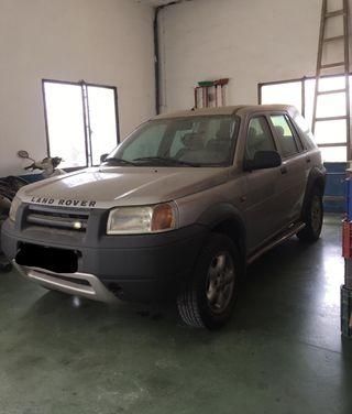 Despiece Land Rover Freelander