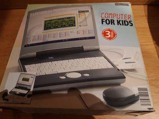 Ordenador infantil educativo welltech