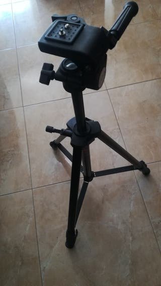 Trípode para cámara fotos o video