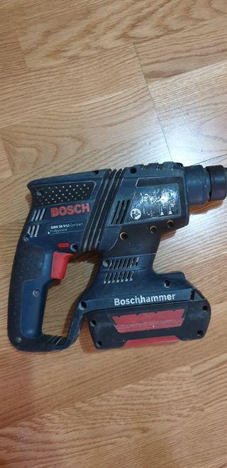 Martillo perforador Bosch modelo gbh 36v li