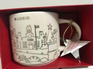 Taza de Starbucks Madrid