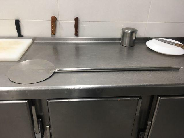 Pala de horno